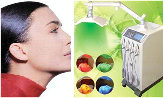 Điều trị nám bằng công nghệ LED
