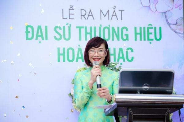 Bác sĩ Nguyễn Phúc Cẩm Anh